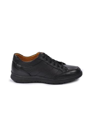 Dr.Flexer 793204 Siyah Erkek Günlük Ayakkabı Siyah